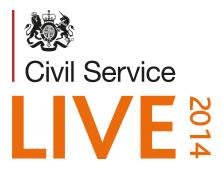 Civil Service Live Logo