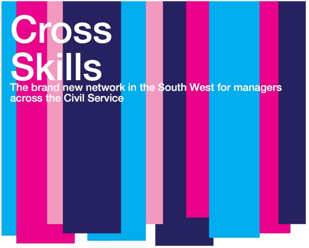 Cross Skills network poster for the south west and Wales