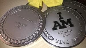 Invictus medals