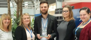 image of Award winning Engaging Schools Team