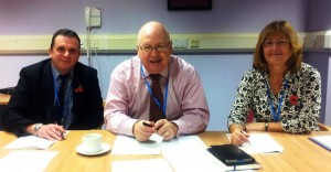 141111 Mock interviews Cardiff 1