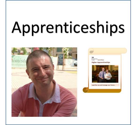 Ian Rigby, Apprentice