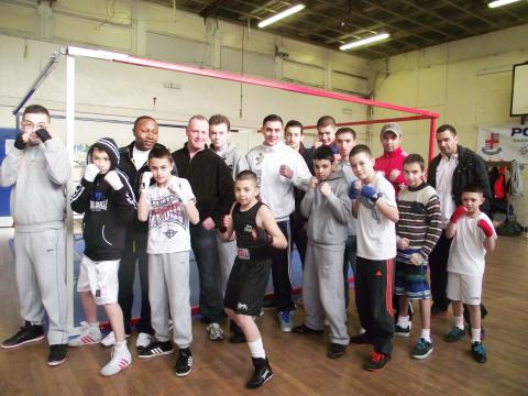Selby Boxing