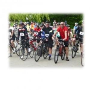 The big bike ride 17th May