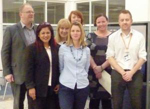 Secondary School Project Team in Sheffield