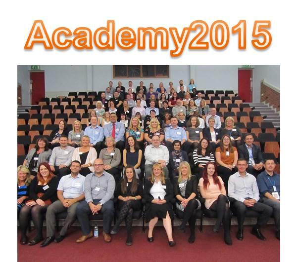Academy delegates