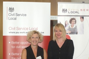 Nita and Heidi - CS Local South West and Wales