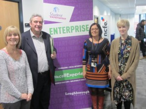 151218 young Enterprise volunteers