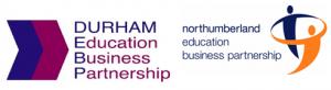 Durham Northumberland EBP Logos