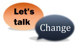 Let's talk change image
