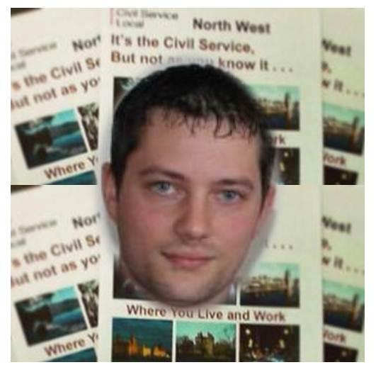 Chris Wood and CS Local leaflets