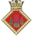 HMS Calliope Image