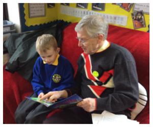 Reading Programme Photo