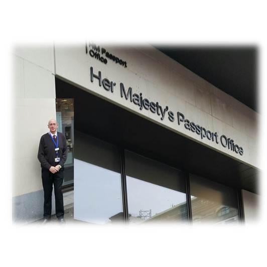 Graham and HM Passport Office