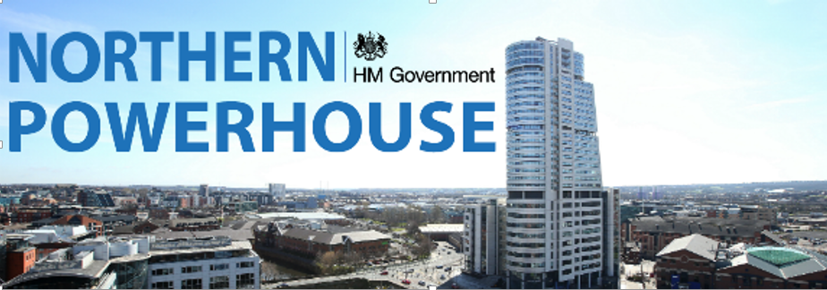Building the Northern Powerhouse Image