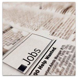 Jobs 9cm x 9cm