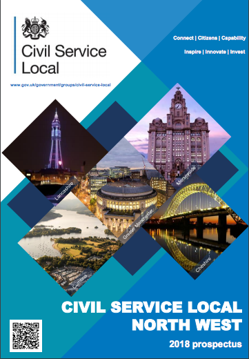 Cover of prospectus for CS Local NW