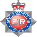 Greater Manchester Police badge