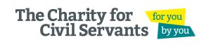 The Charity for Civil Servants logo for you by you