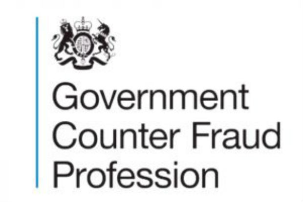 Civil Service Government Counter Fraud Profession logo