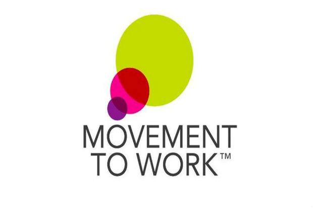 official movement to work Logo