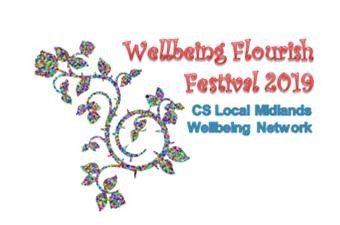Wellbeing Flourish Festival logo