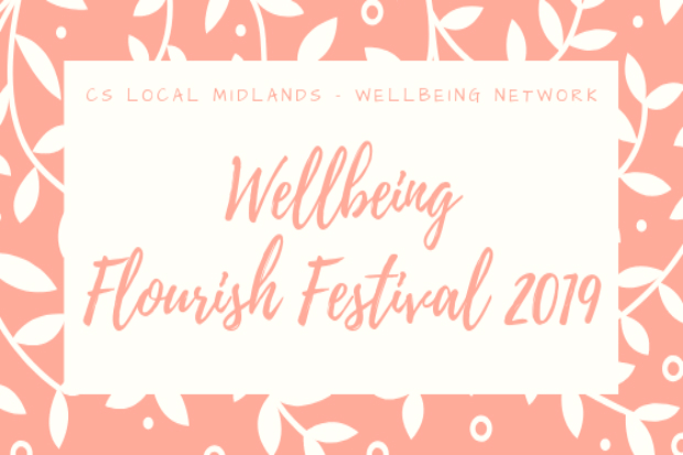 Wellbeing festival invitation