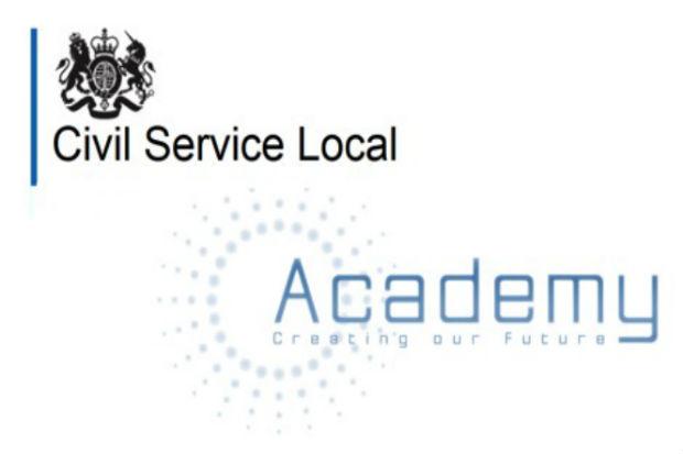 Civil Service Local Academy logo
