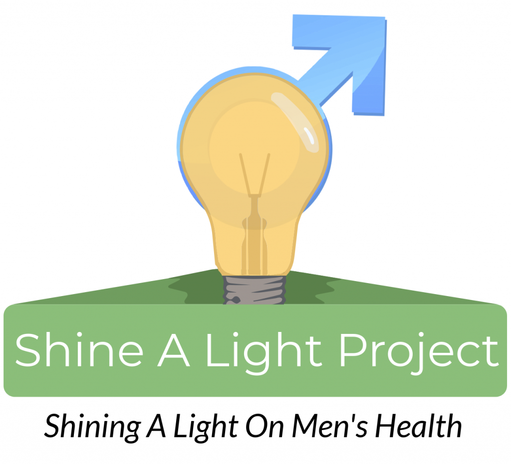 Shine a light logo