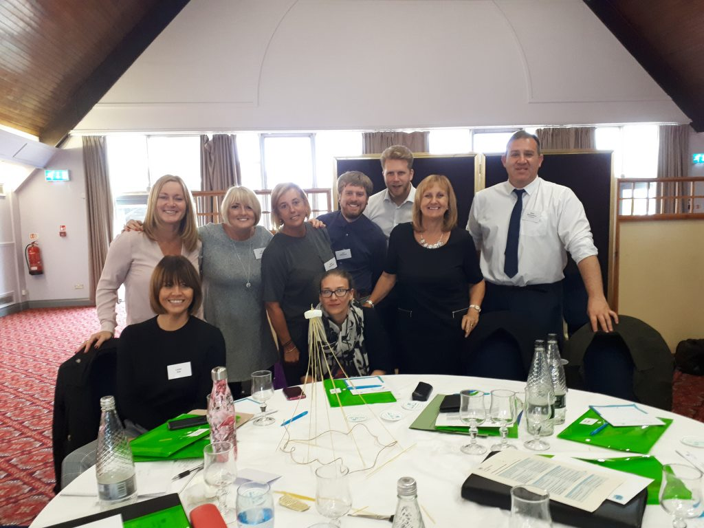 Original members of the Lace Family - Laura Croft, Dawn Rhodes, Carl Sweetman, Helen Kenworthy, Lizzie Axe, Joshua Todkill, Gill Jamieson, Sarah Laird, and initial facilitator Brian McGuiness.