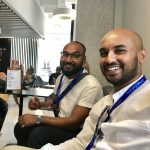 DWP Colleagues Abdul Haye and Azbor Ali give feedback on our services