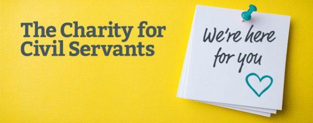 The Charity for Civil Servants logo