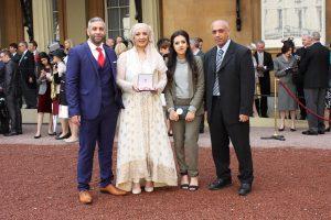 Ms Shabana Iltaf Abasi MBE