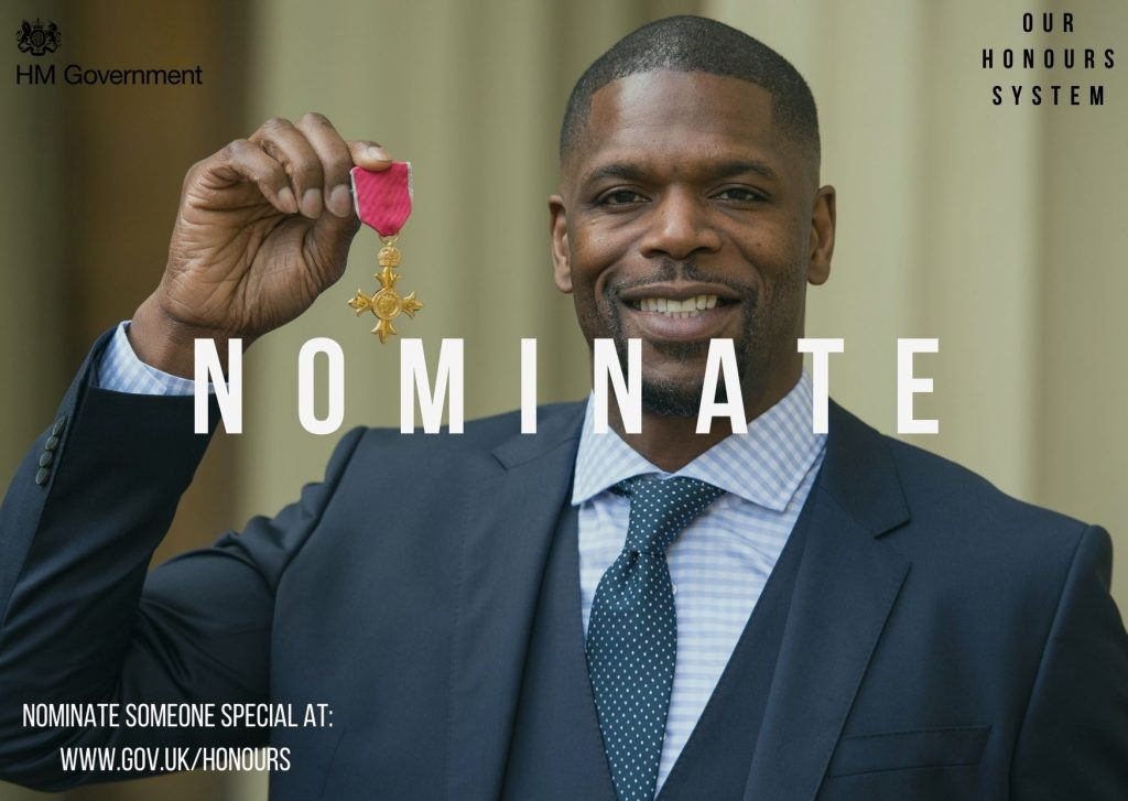 Nominate someone special