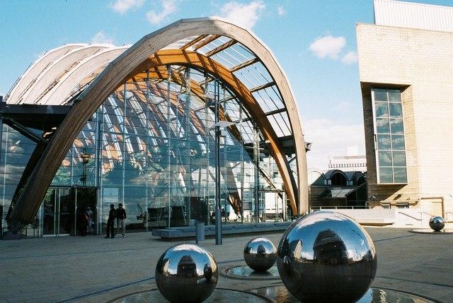 Image of Sheffield Winter Gardens